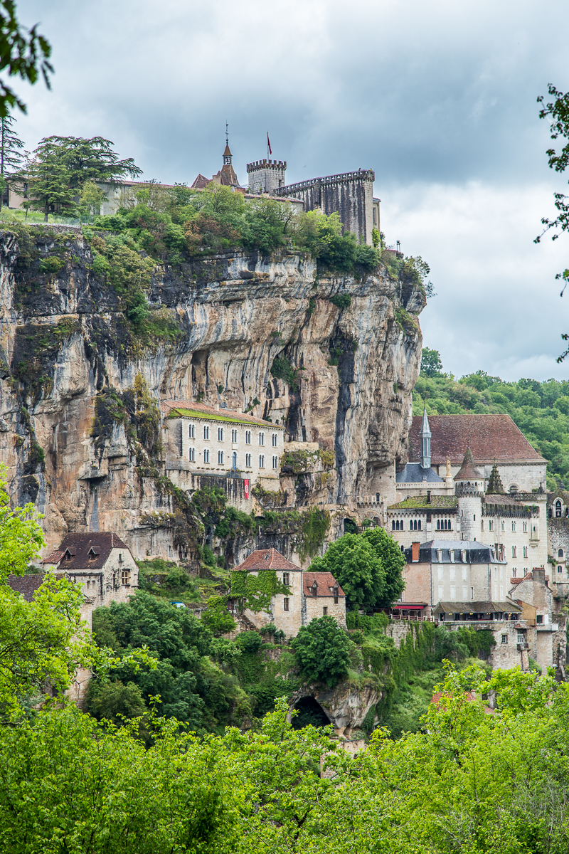 Lazy Rivers and Unspoilt Villages / Volcanoes of the Auvergne