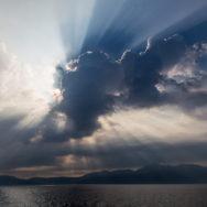 Isle of Arran sky